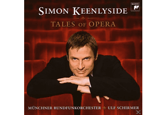 Simon Keenlyside - Tales Of Opera [CD EXTRA/Enhanced]