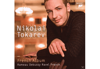 Nikolai Tokarev - French Album [CD]