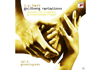Tal - Goldbergvariationen [CD]