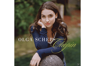 Olga Scheps - Chopin - (CD)