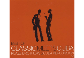 Klazz Brothers - Best Of Classic Meets Cuba [CD]