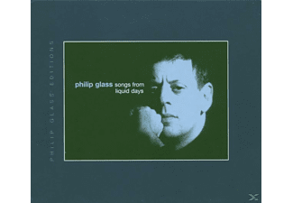 Philip Glass - Songs From Liquid Days - (CD)