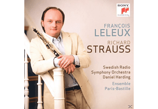 Richard Strauss - Oboe Concerto - (CD)