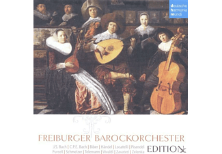 Freiburger Barockorchester - Freiburger Barockorchester-Edition [CD]