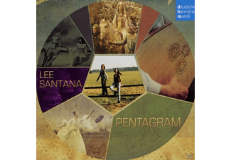 Lee Santana - Pentagram [CD]