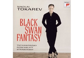 Nikolai Tokarev - BLACK SWAN FANTASY - (CD)