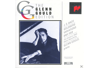 Glenn Gould - 1955 Goldberg Variationen - (CD)