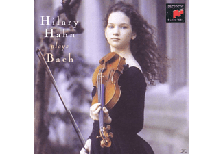 Hilary Hahn - Violin Partitas & Sonata [CD]