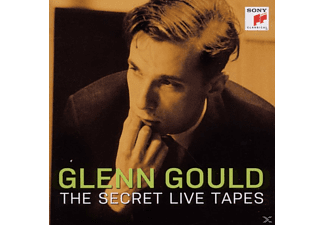 Gould, Mitropoulos, New York Philh., Concertgebouw - The Secret Live Tapes [CD]