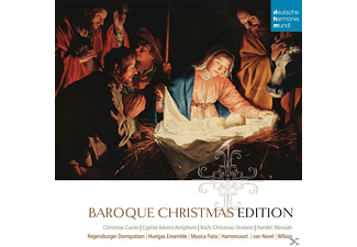 VARIOUS - Baroque Christmas Edition - (CD)