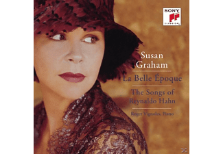 Graham, Susan / Vignoles, Roger - La Belle Époque: The Songs Of Reynaldo Hahn - (CD)