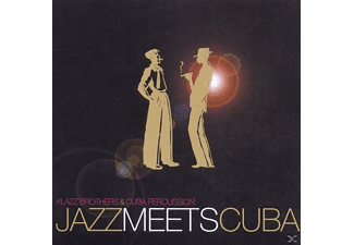 Klazz Brothers - Jazz Meets Cuba - (CD)