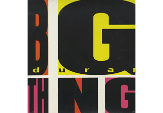 Duran Duran - Big Thing (Limited Remastered Edition) [Vinyl]