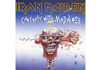 Iron Maiden - Can I Play With Madness - (Vinyl)