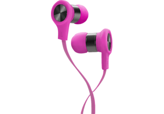 ISY IIE-2000, In-ear Stereo Headset, Pink