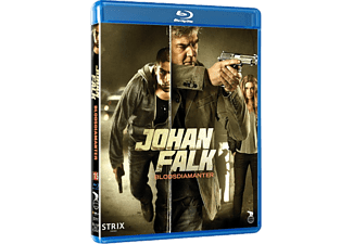 Johan Falk 15: Blodsdiamanter Thriller Blu-ray
