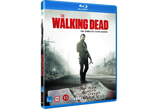 The Walking Dead S5 Drama Blu-ray