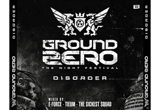 VARIOUS - Ground Zero 2015-Disorder [CD]