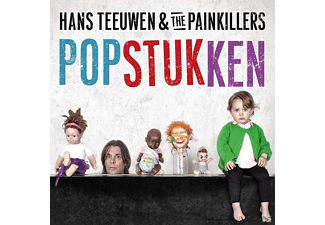 Hans Teeuwen And The Painkillers - Popstukken | CD