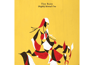 Tiny Ruins - Brightly Painted One (Lp + Cd) - (LP + Bonus-CD)