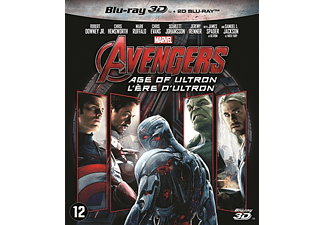 Avengers - Age Of Ultron 3D | 3D Blu-ray