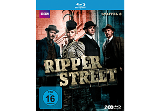 Ripper Street - Staffel 3 - (Blu-ray)