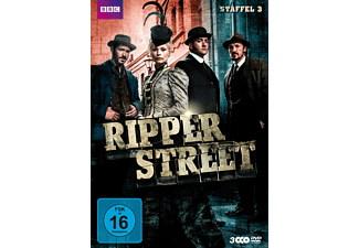 Ripper Street - Staffel 3 - (DVD)