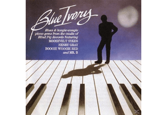 Various - Blue Ivory - (CD)
