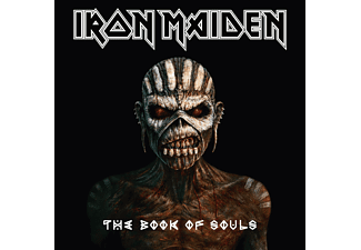 Iron Maiden - The Book Of Souls | LP