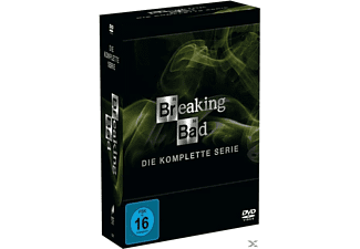 Breaking Bad - Die komplette Serie - (DVD)