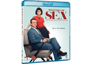 Masters of Sex S1 Drama Blu-ray