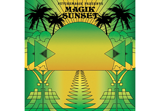VARIOUS - Psychemagik Presents Magik Sunset-Pt.2 [CD]