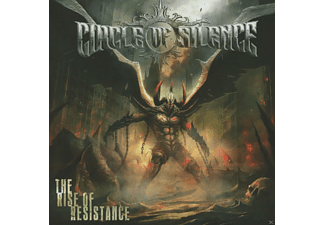 Circle Of Silence - The Rise Of Resistance - (CD)