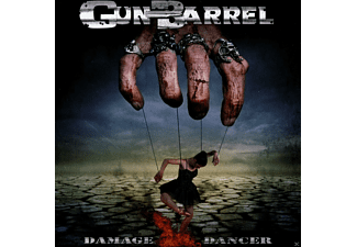 Gun Barrel - Damage Dancer [CD]