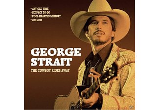 George Strait - The Cowboy Rides Away/Radio Broadcast - (CD)
