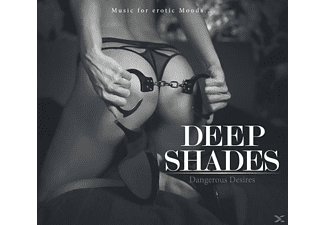 VARIOUS - Deep Shades - (CD)
