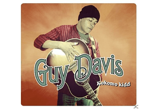 Guy Davis - Kokomo Kidd - (CD)
