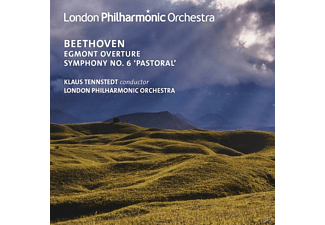The London Philharmonic Orchestra - F Sinfonie 6 'pastoral'/Egmont Overture - (CD)