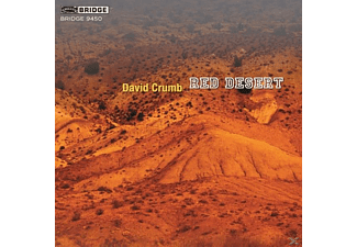 David Crumb - Red Desert - (CD)