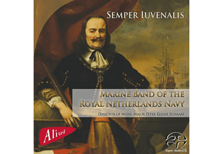 Marine Band Of The Royal Netherlands Navy - Semper Iuvenalis - (SACD Hybrid)