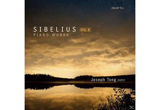 Joseph Tong - Sibelius Piano Works Vol.1 [CD]