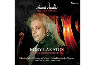 Roby Lakatos (Vl, Dr),  Brussels Chamber Orchestra - The Four Seasons [SACD Hybrid]