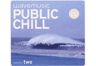VARIOUS - Public Chill Vol.2 - (CD)