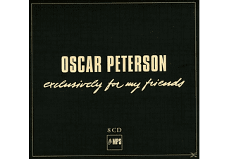 Oscar Peterson - Exclusively For My Friends - (CD)