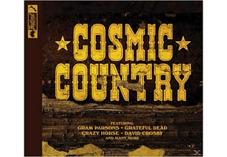 VARIOUS - Cosmic Country (2lp) - (Vinyl)