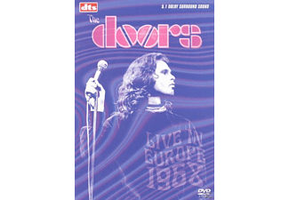 The Doors - Live In Europe 1968 DTS Version [DVD]