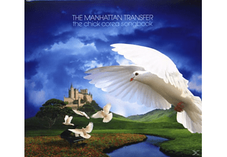 The Manhatten Transfer, The Manhattan Transfer - Chick Corea Songbook [CD]