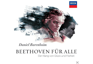 Daniel & West-eastern Divan Orchestra Barenboim - Beethoven Für Alle-Best Of [CD]
