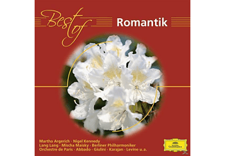 Argerich,Martha/Maisky,Mischa/Jarvi,Neeme/WP/BP/+ - BEST OF ROMANTIK - (CD)