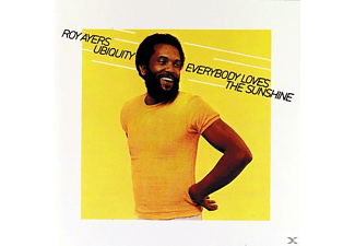 Roy Ayers - Everybody Loves The Sunshine [CD]